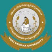 Yogi Vemana University Company Logo