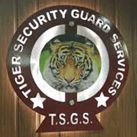 Tiger Security Guard Services. logo