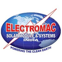 ELECTROMAC Solar Systems Pvt. Limited, logo