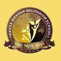 Kanha Makhan Millennium School, Mathura Company Logo
