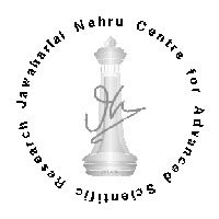JAWAHARLAL NEHRU CENTRE FOR ADVANCED SCIENTIFIC RESEARCH Company Logo