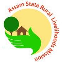 Assam State Rural Livelihood Mission (ASRLM) Company Logo