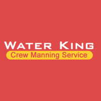 Water King Crew Manning Service Company Logo