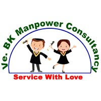 Ve.BK Manpower Consultancy Logo