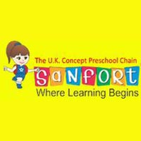 Sanfort Preschools Greater Noida West logo