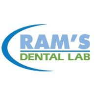 RAMS DENTAL LAB logo