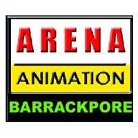 Arena Animation Barrackpore logo