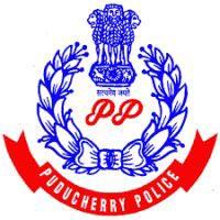Puducherry Police Company Logo