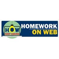 Homework On Web Company Logo