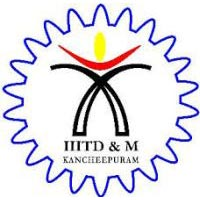 Indian Institute of Information Technology, Design and Manufacturing, Kancheepuram Company Logo