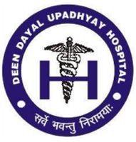 Deen Dayal Upadhyay Hospital Company Logo