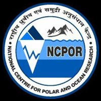 National Centre for Polar & Ocean Research Company Logo
