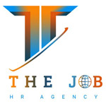 THE JOB HR AGENCY logo