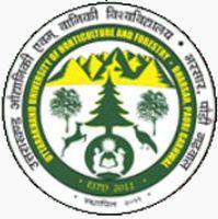 Uttarakhand University of Horticulture & Forestry Company Logo