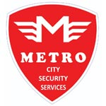 METROCITY SECURITY SERVICES logo