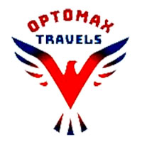 OPTOMAX TRAVELS logo