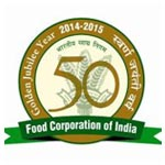 Food Corporation of India Company Logo