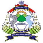 Cantonment Board, Dehuroad Company Logo