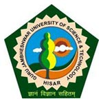 Guru Jambheshwar University of Science & Technology Hisar - Haryana Company Logo