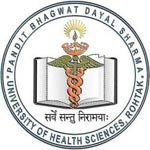 Pandit Bhagwat Dayal Sharma University of Health Sciences, Rohtak Company Logo