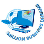 Million Business Dreams logo