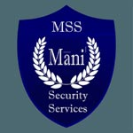 MANI SECURITY SERVICES logo