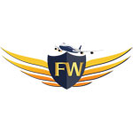 FIGHTER WINGS AVIATION logo