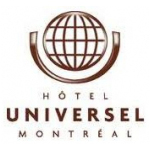 Hotel Universel Montreal Company Logo