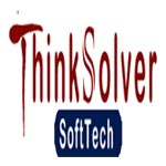 ThinkSolver SoftTech logo