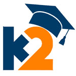 k2career Hub logo