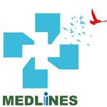MEDLINES Company Logo
