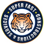 Superfast Constructions & Services logo