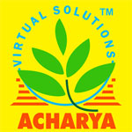 Acharya Virtual Solutions Private Limited Logo