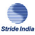 Stride India Company Logo