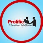 Prolific HR Consultant Company Logo