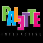 Palette Interactive India logo