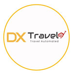 DxTravela Company Logo