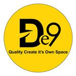 de9store Company Logo