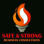 Safe & Strong Business Consultants Pvt Ltd Company Logo