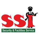 SSI SECURITY AND FACILITIES SERVICE logo
