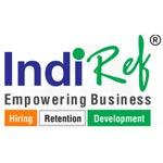 Indiref HR Company Logo