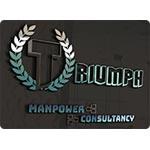 Trumph Manpower Consultancy Company Logo
