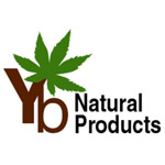 YB Natural Products logo