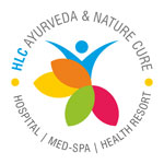 HLC Ayurveda and Nature  Cure Hospital logo