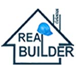 Real Builder : Construction Management Software Company Logo