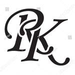 R.K Company Logo