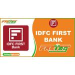 IDFC FIRST BANK Company Logo