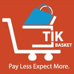 TIK BASKET RETAIL.PVT LTD logo